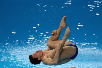 Patrick Hausding FINA/Midea Diving World Series