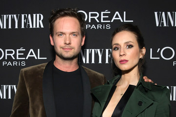 Patrick J. Adams Vanity Fair And L'Oréal Paris Celebrate New Hollywood