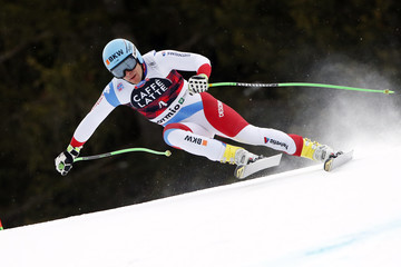 Patrick Kueng Audi FIS Alpine Ski World Cup - Men's Downhill Training