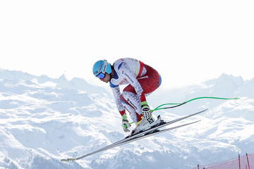 Patrick Kueng FIS World Ski Championships - Men's Downhill