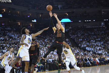 Patrick McCaw Cleveland Cavaliers v Golden State Warriors