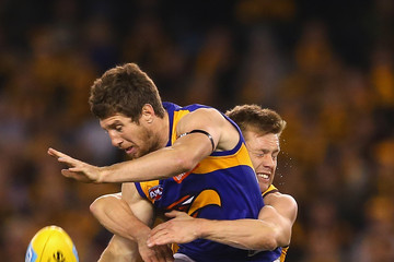 Patrick McGinnity Hawthorn v West Coast