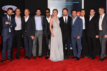 Patrick O'Brien 'Need for Speed' Premieres in Hollywood — Part 2