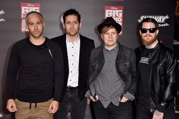 "Patrick Stump Premiere Of Disney's ""Big Hero 6"" - Arrivals"