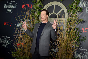 "Patrick Warburton An Alternative View of 'Lemony Snicket's A Series of Unfortunate Events"" Screening"