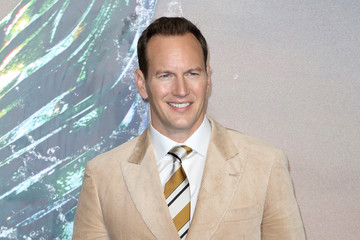"Patrick Wilson ""Aquaman"" World Premiere - Red Carpet Arrivals"