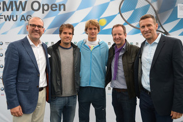 Patrik Kuhnen BMW Open 2014 - Day 1