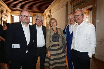 Patrizio Bertelli Prada Foundation Hosts a Private Lunch