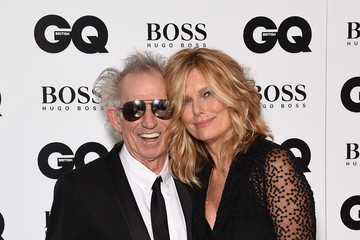 Patti Hansen Guests Arrive at the GQ Men of the Year Awards