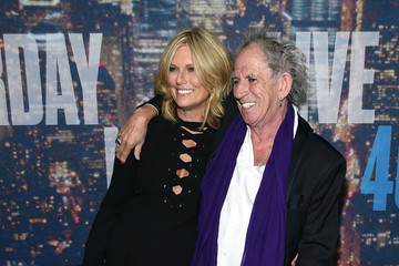 Patti Hansen SNL 40th Anniversary Celebration