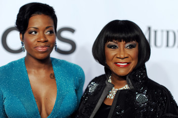 Patti LaBelle Fantasia Barrino 2014 Tony Awards - Arrivals