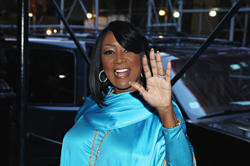 Patti LaBelle Singer Patti LaBelle Seen Leaving the Mercer Hotel