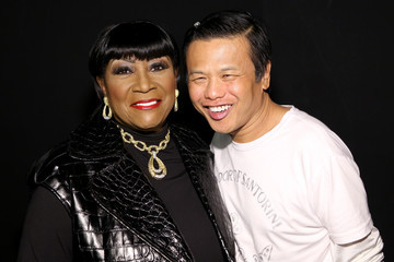 Patti LaBelle Zang Toi Zang Toi - Backstage - Spring 2016 New York Fashion Week: The Shows