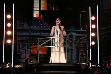 Patti Lupone 60th Annual GRAMMY Awards - Roaming Show