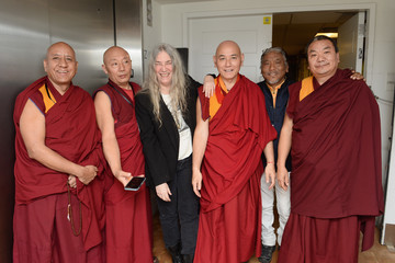 Patti Smith 32nd Annual Tibet House US Benefit Concert & Gala - Backstage