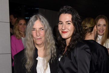 Patti Smith 'The White Crow' New York Premiere - After Party