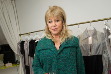 Pattie Boyd Star Hu Store Launch Party