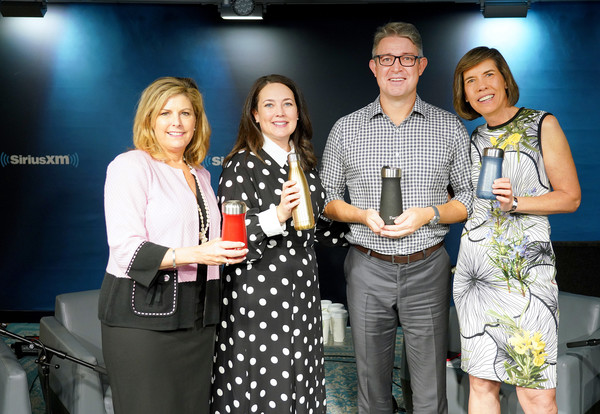 SiriusXM Insight's 'Making A Leader' Series [product,event,award,design,award ceremony,tourism,competition,team,employment,series,jeff peck,sarah kauss,ceo,nina easton,founder,series,swell,siriusxm insights making a leader,siriusxm insights making a leader]