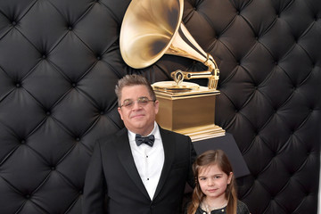 Patton Oswalt 61st Annual Grammy Awards - Red Carpet