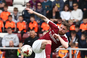Paul Anderson Northampton Town v Gillingham - Sky Bet League One