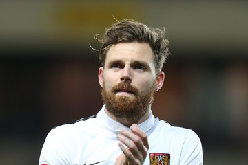 Paul Anderson Oxford United v Northampton Town - Sky Bet League One