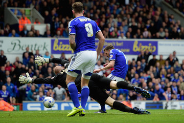Paul Anderson Ipswich Town v Norwich City - Sky Bet Championship Playoff Semi-Final