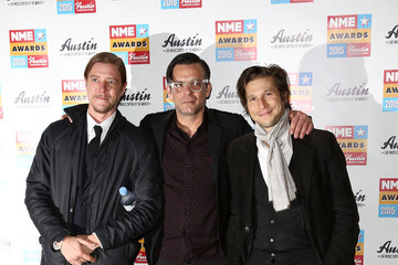 Paul Banks NME Awards - Red Carpet Arrivals