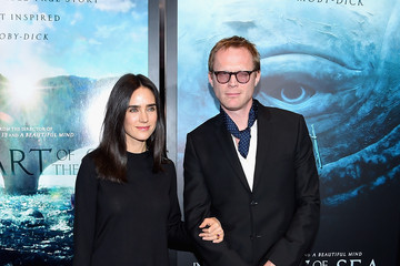 Paul Bettany 'In the Heart of the Sea' New York Premiere - Inside Arrivals