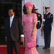 Paul Biya The Obamas Host a White House Dinner