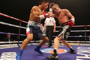 Paul Butler Boxing at Echo Arena Liverpool