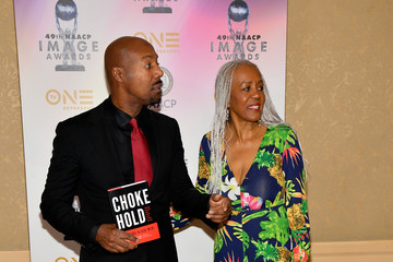 Paul Butler 49th NAACP Image Awards Nominees' Luncheon - Arrivals