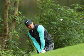 Paul Casey WGC - HSBC Champions: Day Three