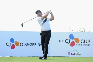 Paul Casey The CJ Cup - Round Two