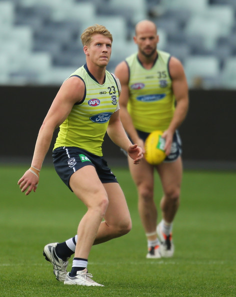 Geelong Cats Training Session []