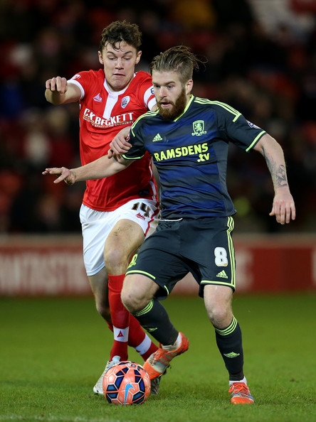 Barnsley v Middlesbrough - FA Cup Third Round