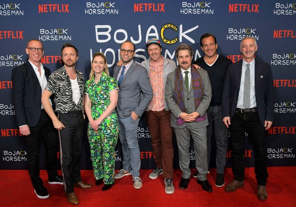 "Netflix Presents ""The BoJack Horseman"" Finale Event"