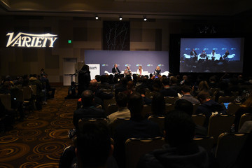 Paul Feig Spotify On Variety Panel