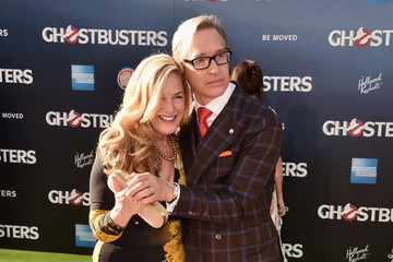 Paul Feig Laurie Karon Premiere of Sony Pictures' 'Ghostbusters' - Arrivals