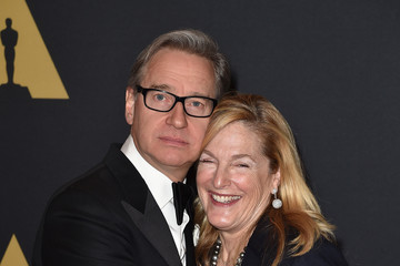 Paul Feig Laurie Karon Academy of Motion Picture Arts and Sciences' 7th Annual Governors Awards - Arrivals
