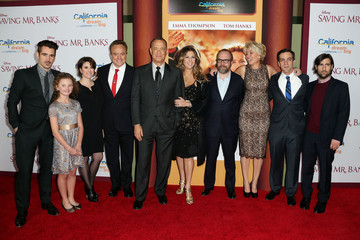 Paul Giamatti 'Saving Mr. Banks' Premieres in Burbank — Part 2