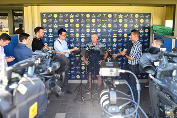 Paul Green North Queensland Cowboys Media Session