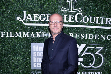 Paul Haggis 53rd New York Film Festival -  Filmmakers in Residence Dinner