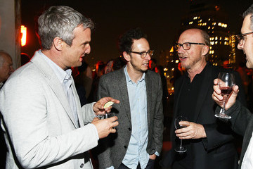 Paul Haggis The New York Premiere Of IFC Films' 'The D Train' - After Party