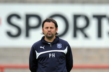 Paul Hartley Morecambe v Dundee - Pre Season Friendly
