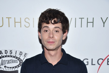 Paul Iacono Miramax, Roadside Attractions and IM Global With the Cinema Society Host a Screening of 'Southside With You' - Arrivals