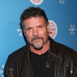 """Paul Johansson In Celebration Of """"It's A Wonderful Lifetime,"""" Stars Of The Network's Christmas Movies Attend The VIP Opening Night Of The Life-sized Gingerbread House"""