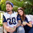 Paul Khoury 1800 Tequila And Ashley Greene Host Ultimate At-Home Tailgate With 1800 LA Rita Cocktails Ahead Of The LA Rams Game On Monday Night Football