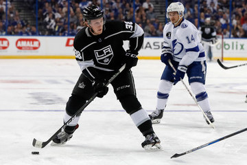 Paul LaDue Los Angeles Kings v Tampa Bay Lightning