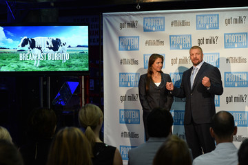 Paul Levesque Protein Fight Club Campaign Launched in NYC