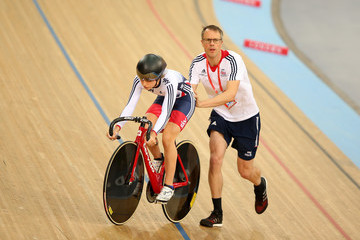 Paul Manning UCI Track Cycling World Championships - Day Five